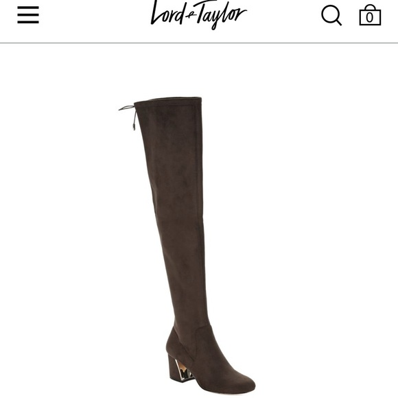 a08aa93adb7 Lord   Taylor Shoes - Over the Knee Boots